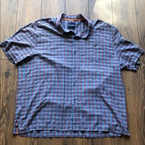 Tommy Bahama Short Sleeve Button Down Shirt XXL